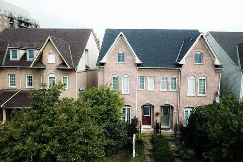 Townhouse for sale at 75 Gatwick Dr Oakville Ontario - MLS: W4578283