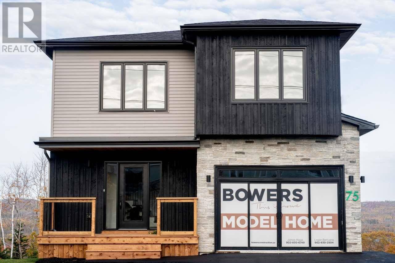 House for sale at 75 Glen Baker Dr Herring Cove Nova Scotia - MLS: 201824879
