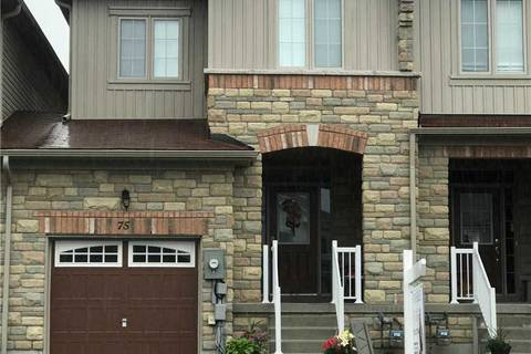 Townhouse for sale at 75 Greenwood Dr Essa Ontario - MLS: N4466954