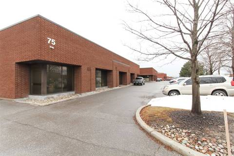 Commercial property for lease at 75 Haist Ave Vaughan Ontario - MLS: N4669532