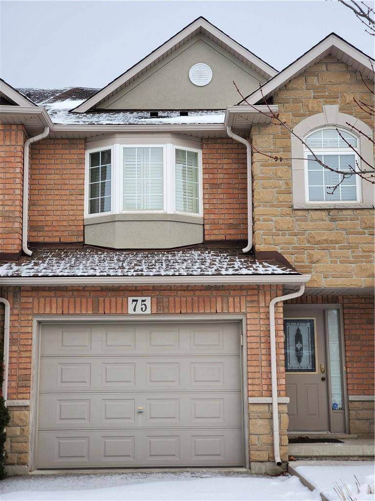 Townhouse for rent at 75 Hannon Cres Stoney Creek Ontario - MLS: H4070549