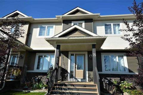 House for sale at 75 Harvest Ridge Dr Spruce Grove Alberta - MLS: E4145741