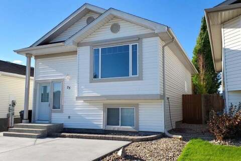 House for sale at 75 Heritage Ln W Lethbridge Alberta - MLS: A1011689