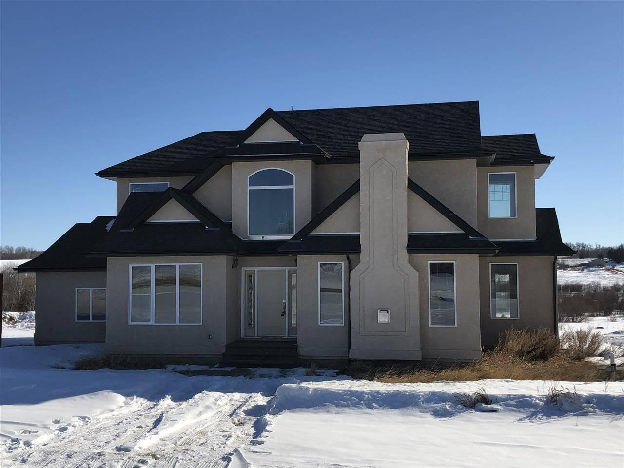 House for sale at 75 Hillsborough Dr Rural Sturgeon County Alberta - MLS: E4147631