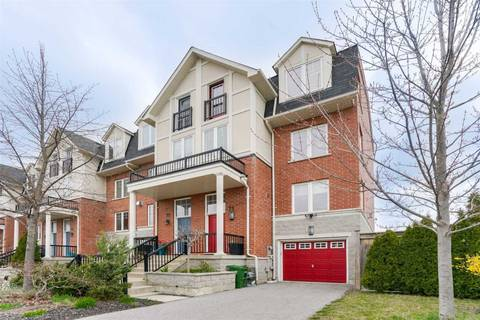 Townhouse for sale at 75 John Bell Cres Toronto Ontario - MLS: E4755100