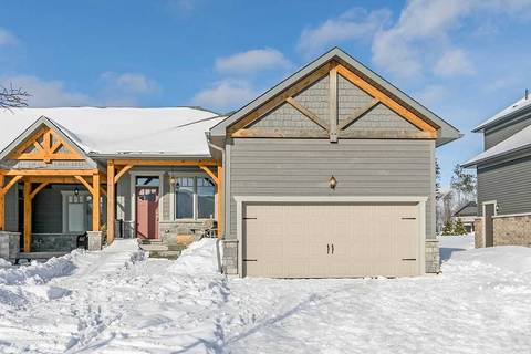Townhouse for sale at 75 Landscape Dr Oro-medonte Ontario - MLS: S4688052