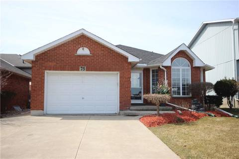 House for sale at 75 Lawnhurst Dr Hamilton Ontario - MLS: H4049511