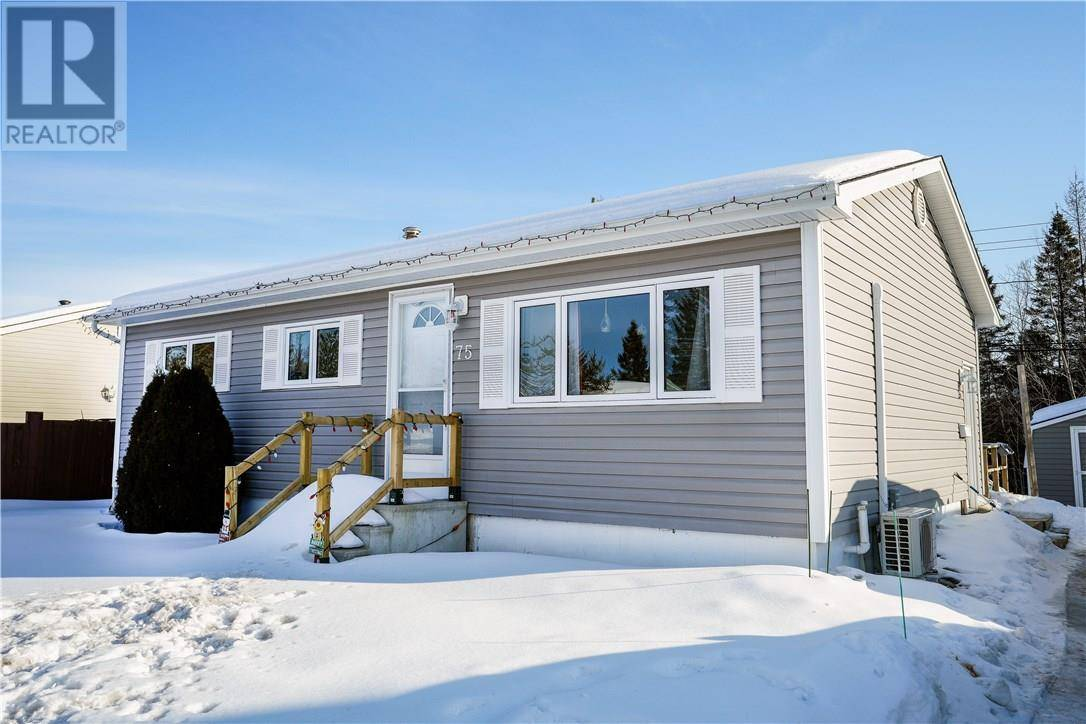 House for sale at 75 Lawson  Riverview New Brunswick - MLS: M127473