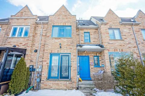 Townhouse for sale at 75 Lichfield Rd Markham Ontario - MLS: N4697196