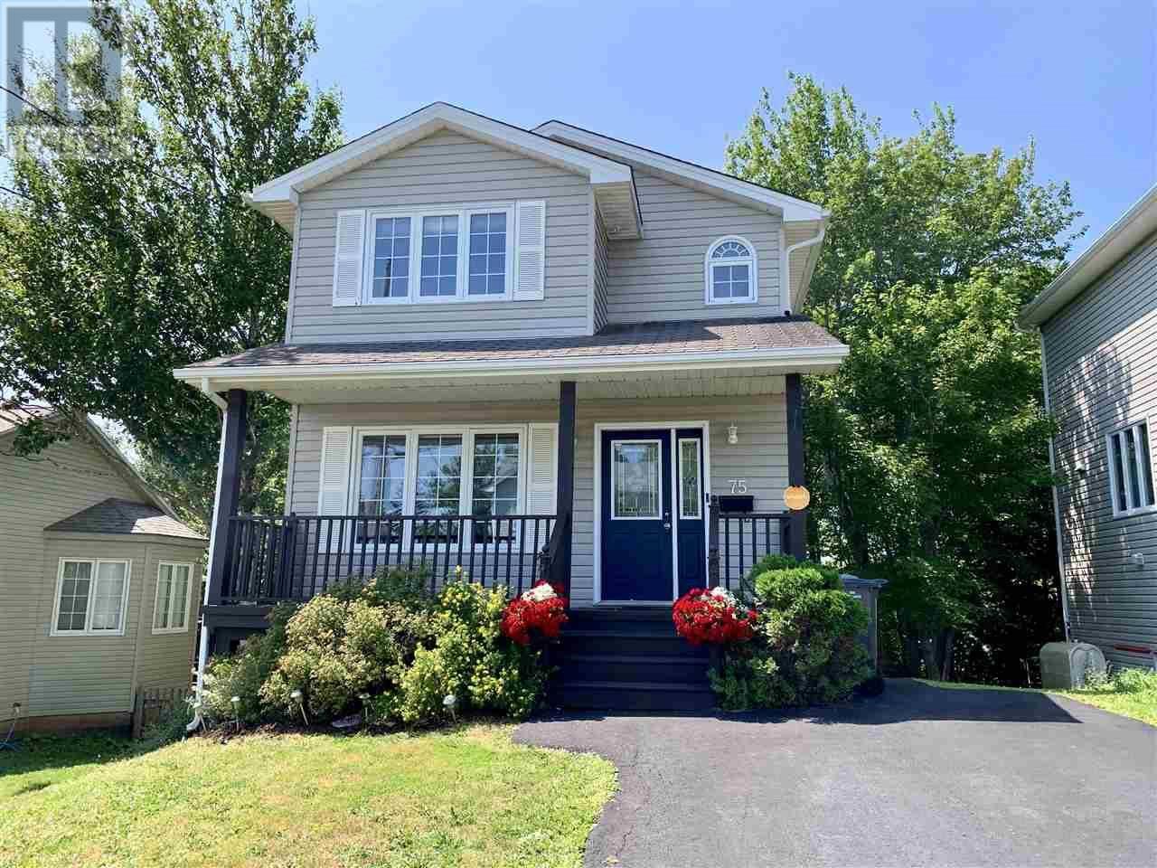 House for sale at 75 Madeira Cres Dartmouth Nova Scotia - MLS: 201918911