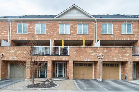 Townhouse for sale at 75 Maidstone Wy Whitby Ontario - MLS: E4423506