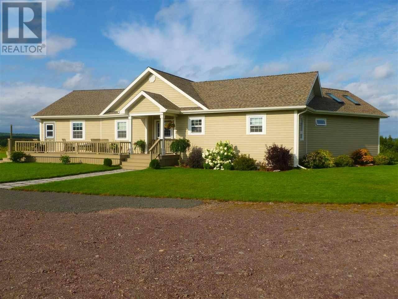 House for sale at 75 Marsh Cross Rd St Andrew's Nova Scotia - MLS: 201914187