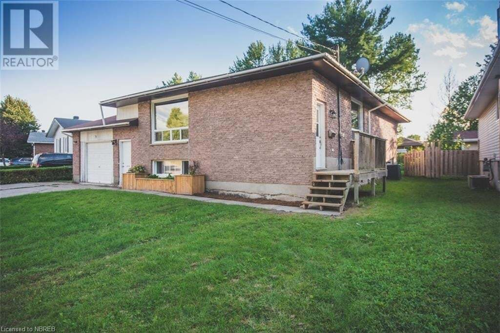 House for sale at 75 Marshall Park Dr North Bay Ontario - MLS: 40016515