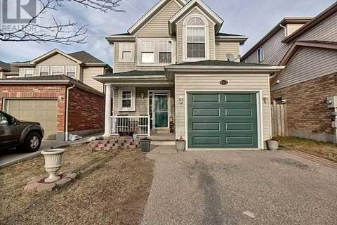 House for sale at 75 Mcmeeken Dr Cambridge Ontario - MLS: X4416026