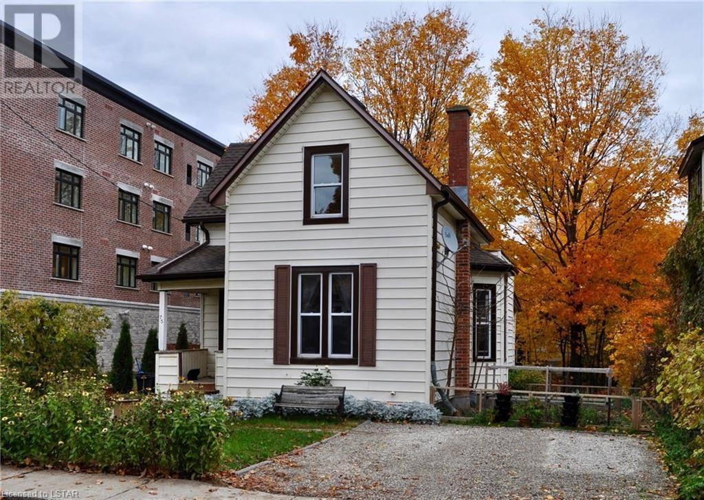 House for sale at 75 Metcalfe St Woodstock Ontario - MLS: 230391