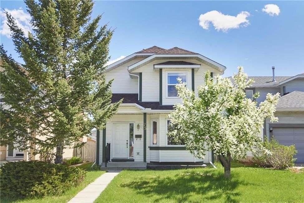 House for sale at 75 Millrise Cr SW Millrise, Calgary Alberta - MLS: C4299889