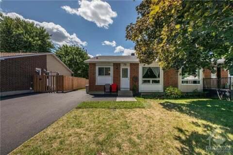 House for sale at 75 Morton Dr Ottawa Ontario - MLS: 1204530