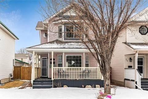 House for sale at 75 Mt Allan Circ Southeast Calgary Alberta - MLS: C4290569