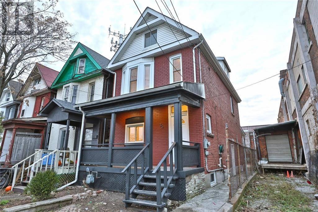 House for sale at 75 Niagara St Hamilton Ontario - MLS: 30799799