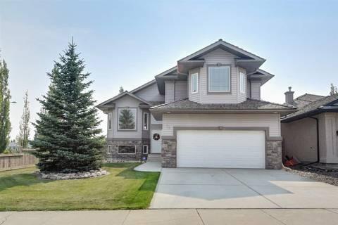 House for sale at 75 Nottingham Blvd Sherwood Park Alberta - MLS: E4141048