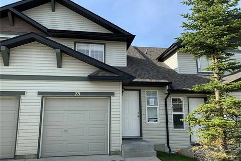 Townhouse for sale at 75 Panatella Villa(s) Northwest Calgary Alberta - MLS: C4246111