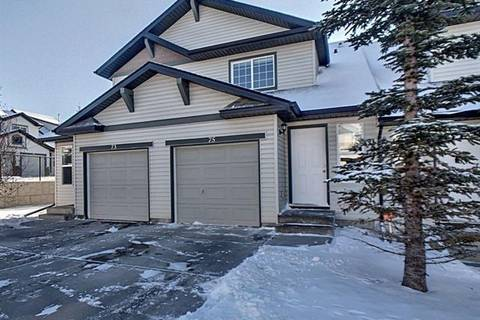 Townhouse for sale at 75 Panatella Villa(s) Northwest Calgary Alberta - MLS: C4278818