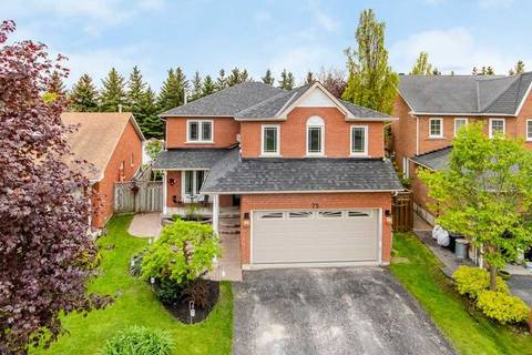 House for sale at 75 Quance St Barrie Ontario - MLS: S4571903
