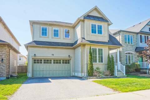 House for sale at 75 Robert Attersley Dr Whitby Ontario - MLS: E4783285