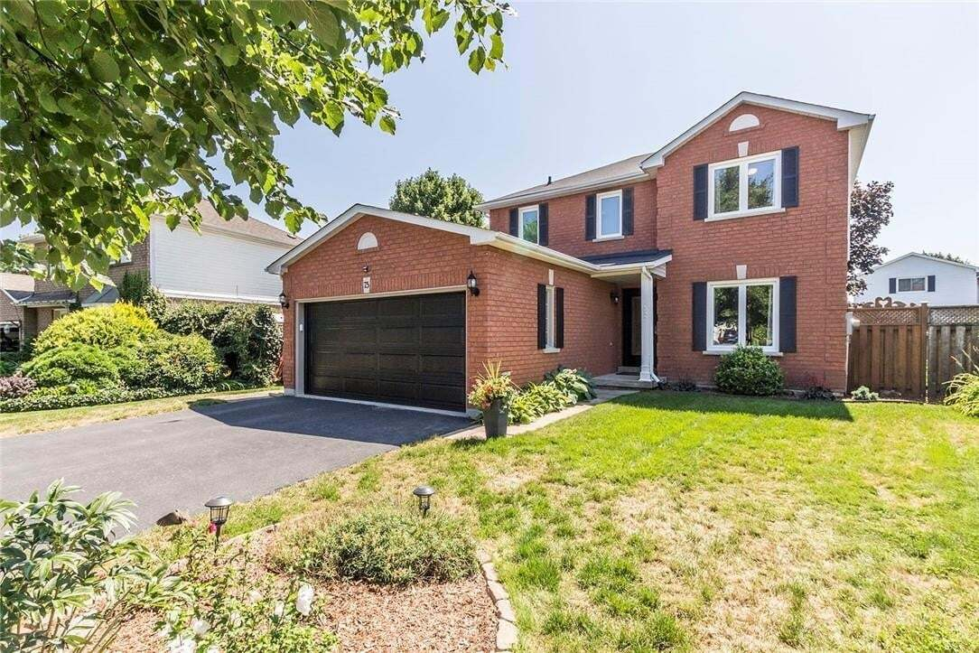 House for sale at 75 Royaledge Wy Waterdown Ontario - MLS: H4083672