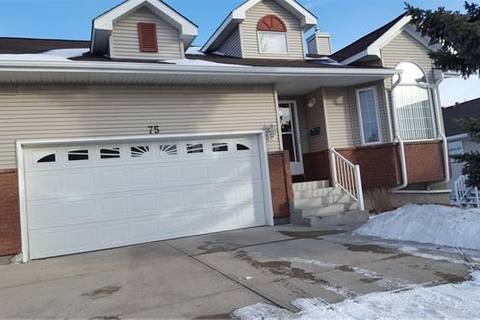 Townhouse for sale at 75 Scotia Landng Northwest Calgary Alberta - MLS: C4286446