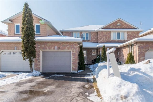 For Sale: 75 Short Crescent, Clarington, ON | 3 Bed, 2 Bath Townhouse for $429,900. See 19 photos!
