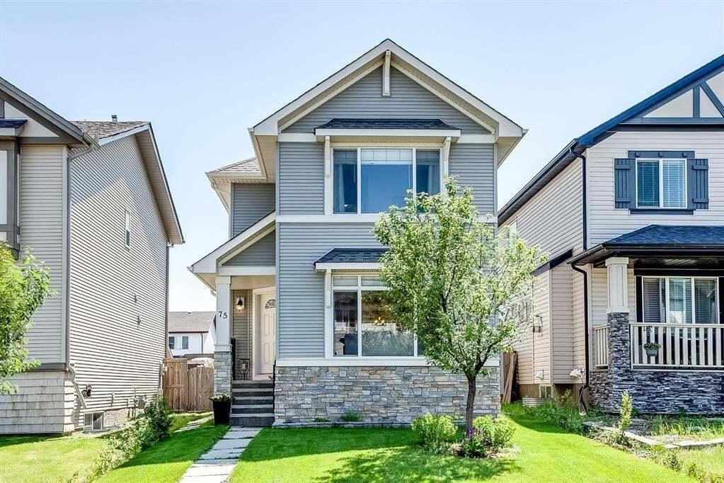 House for sale at 75 Silverado Plains Manr Southwest Calgary Alberta - MLS: A1009957