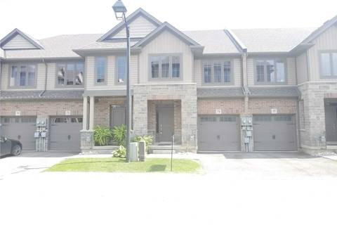 Townhouse for sale at 75 Southshore Cres Hamilton Ontario - MLS: X4556016