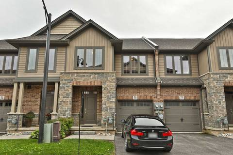 Townhouse for sale at 75 Southshore Cres Hamilton Ontario - MLS: X4577057
