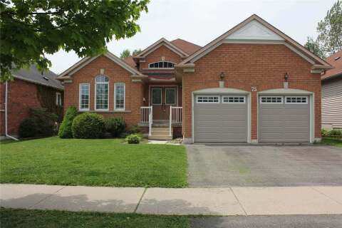 House for rent at 75 Squire Fletcher Dr Clarington Ontario - MLS: E4772553