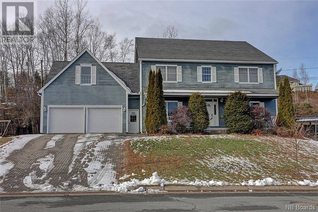 House for sale at 75 Stoneybrook Cres Fredericton New Brunswick - MLS: NB036608