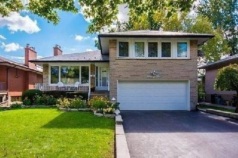 House for rent at 75 Summitcrest Dr Toronto Ontario - MLS: W4482506