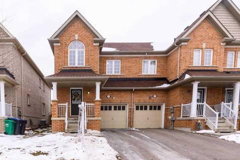 Townhouse for sale at 75 Teal Crest Circ Brampton Ontario - MLS: W4637260