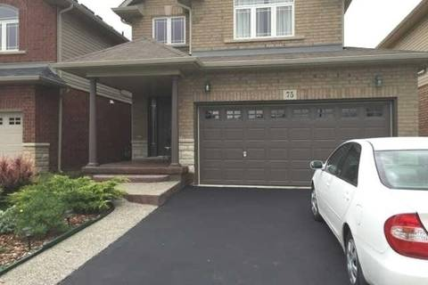 House for rent at 75 Trinity Church Rd Hamilton Ontario - MLS: X4566931