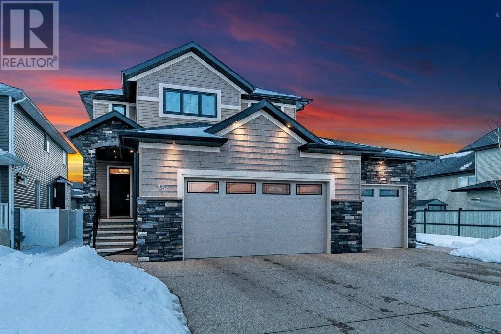 House for sale at 75 Voisin Cs Red Deer Alberta - MLS: ca0190022