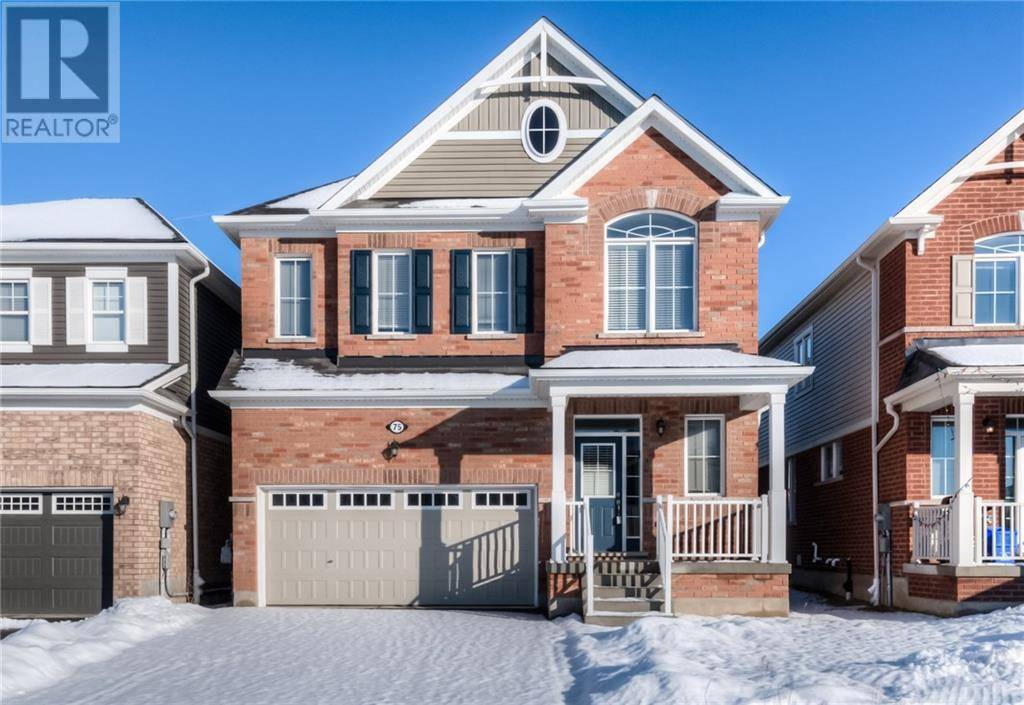 House for sale at 75 Watermill St Kitchener Ontario - MLS: 30788740