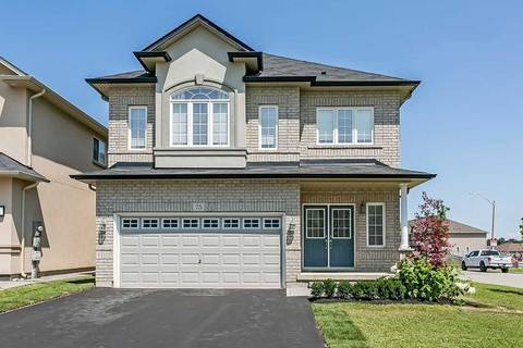 House for sale at 75 Weaver Dr Hamilton Ontario - MLS: X4527559