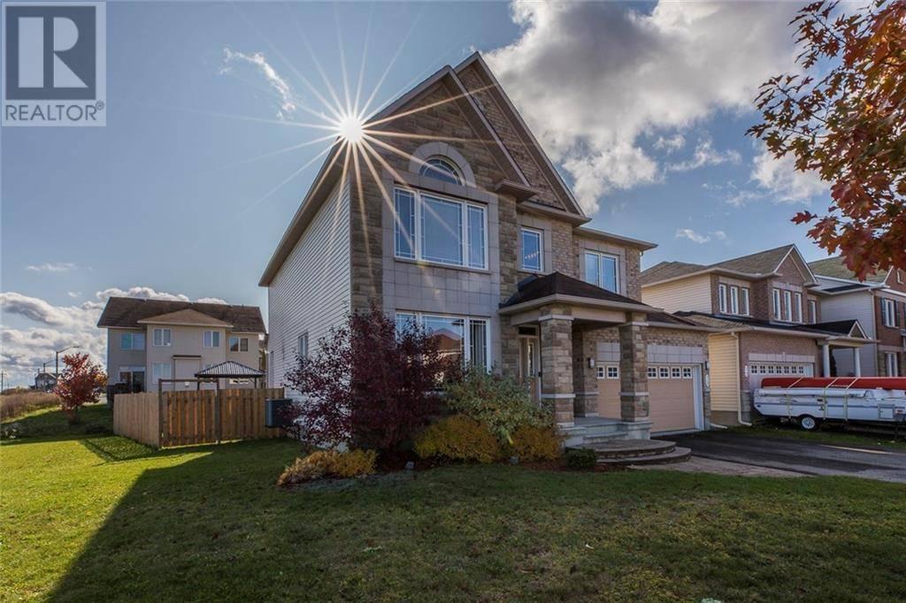 House for sale at 75 Whernside Te Kanata Ontario - MLS: 1170930