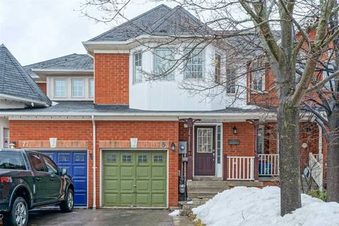 Townhouse for sale at 75 Zachary Pl Whitby Ontario - MLS: E4391516
