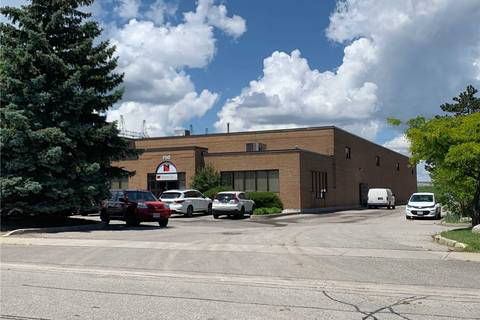 Commercial property for sale at 750 Gana Ct Mississauga Ontario - MLS: W4607821
