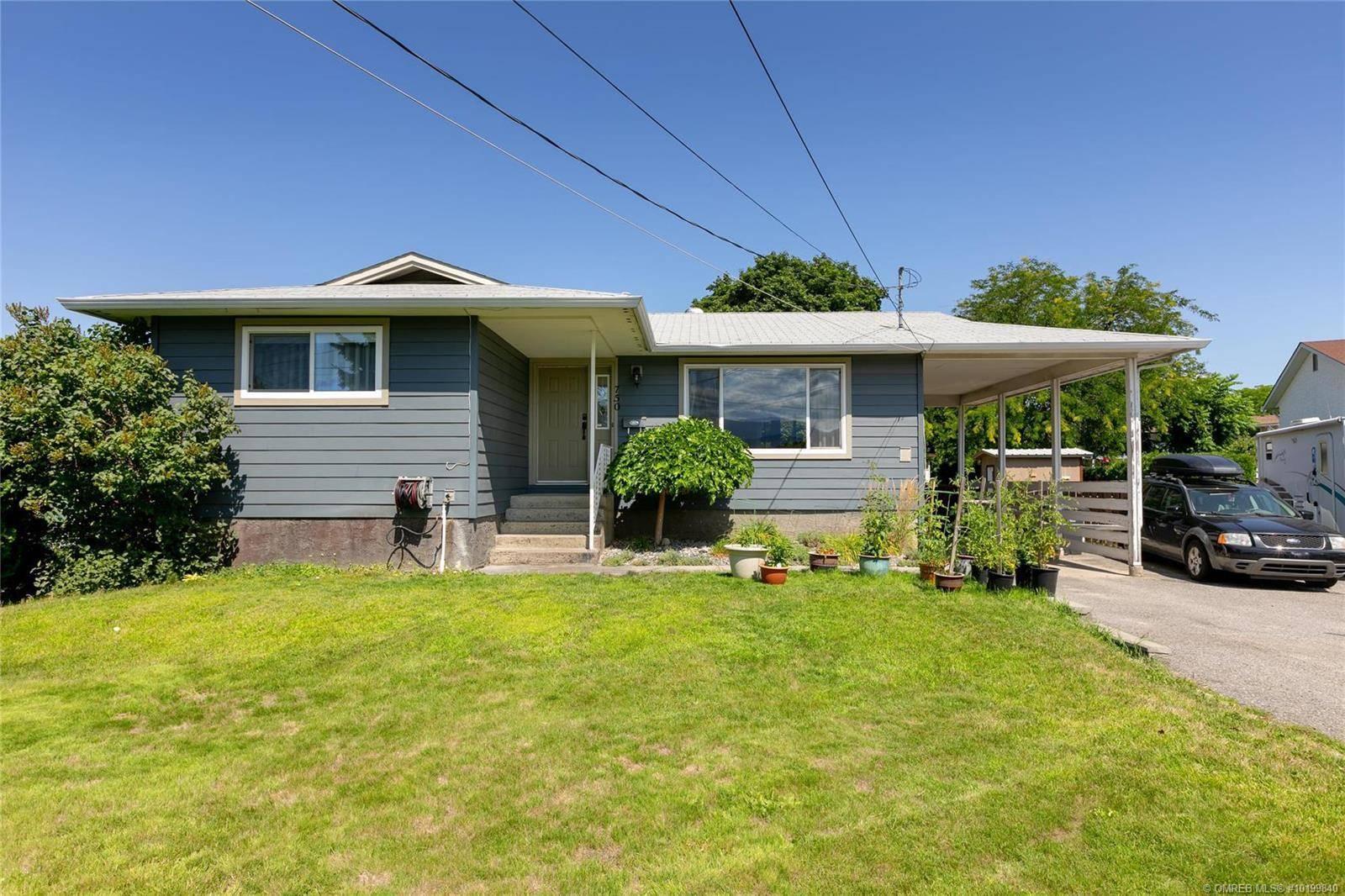 House for sale at 750 Graham Rd Kelowna British Columbia - MLS: 10199840