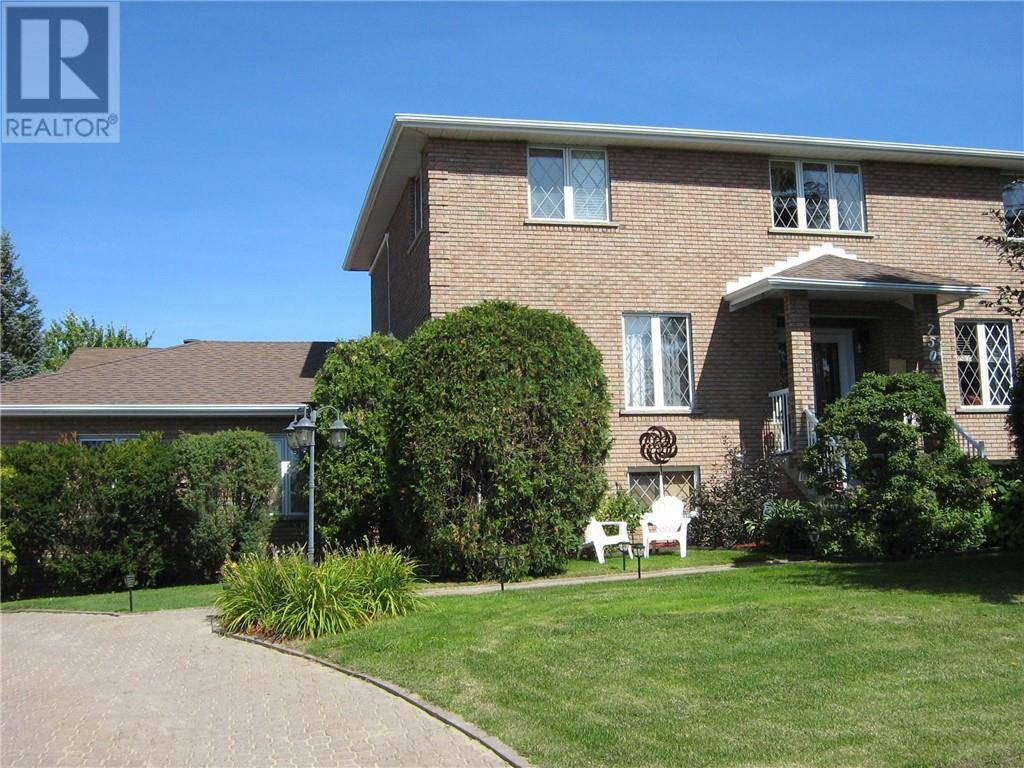 House for sale at 750 Grandview Blvd Sudbury Ontario - MLS: 2080669