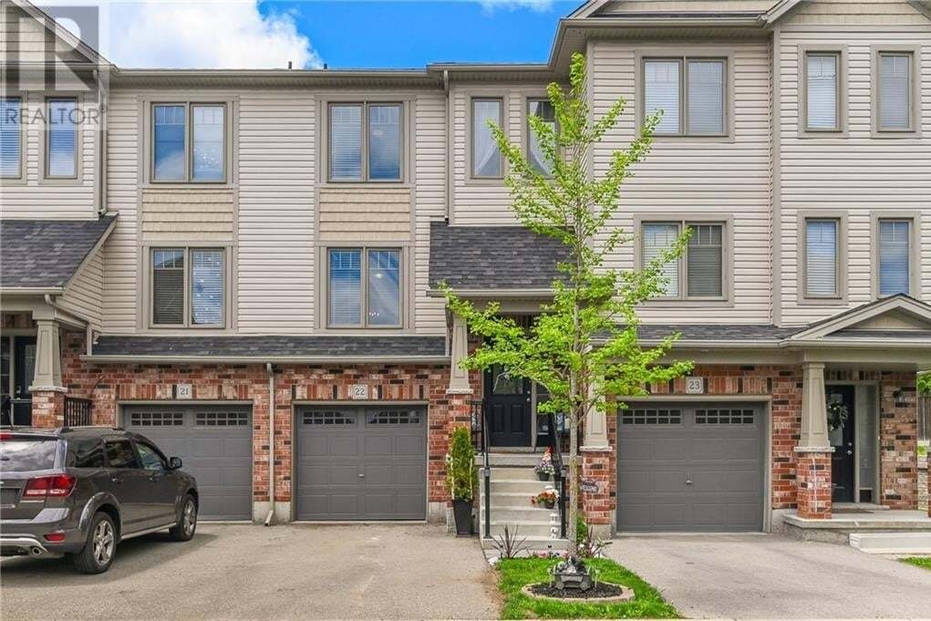 Townhouse for sale at 750 Lawrence St Cambridge Ontario - MLS: 30810068