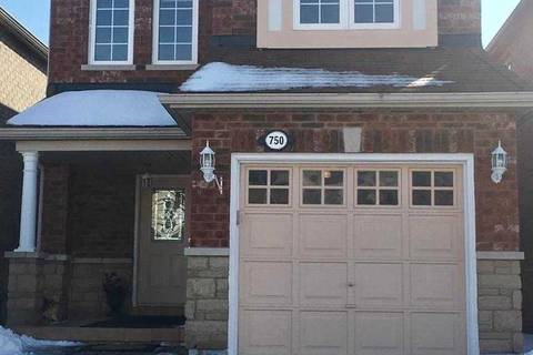 House for rent at 750 Sunbird Tr Pickering Ontario - MLS: E4693682
