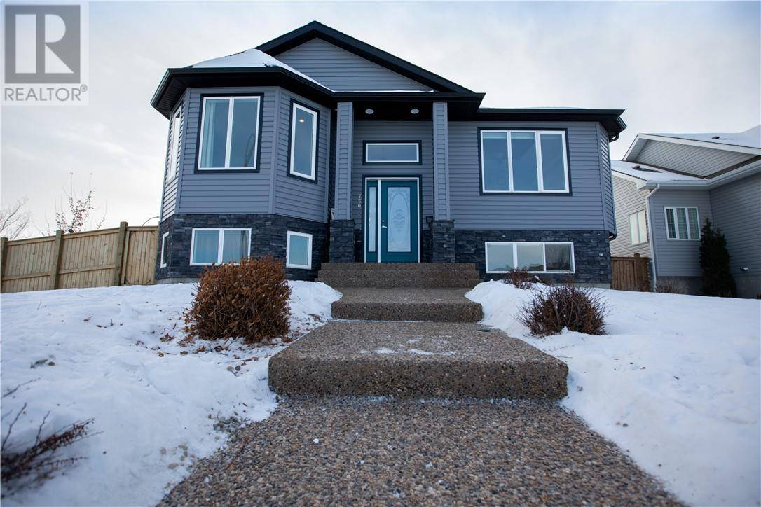 House for sale at 7501 41 Ave Camrose Alberta - MLS: ca0185413